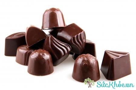 Có thể cải thiện trí nhớ bằng việc ăn chocolate