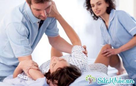Xương chậu có vai trò rất lớn đối với việc sinh đẻ