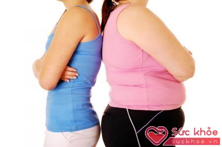 Thiếu cân, thừa cân có thể khiến trứng ngừng rụng hoàn toàn và khiến chị em dễ mắc phải các biến chứng thai kỳ.