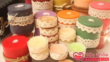 Các chuyên gia khuyến cáo, nên hạn chế dùng các loại sản phẩm có hương thơm nhân tạo để tránh gây hại cho sức khỏe
