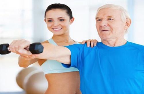 Một số bài tập thể dục dành cho bệnh nhân sau đột qụy