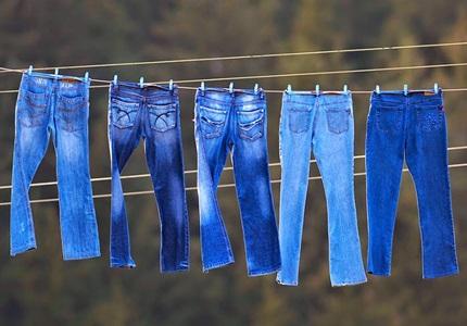 Cách giữ quần jean không phai màu và đẹp như mới nên biết